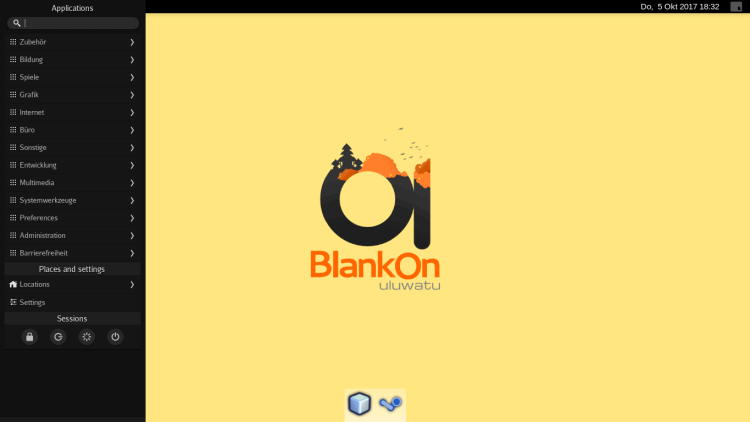 Manokwari di openSUSE 42.3